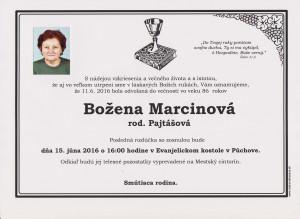 Parte Marcinova