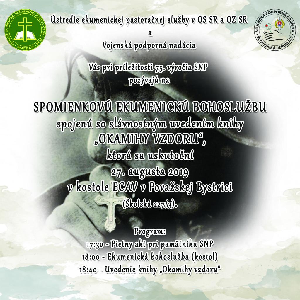 Považská Bystrica 27.8.2019