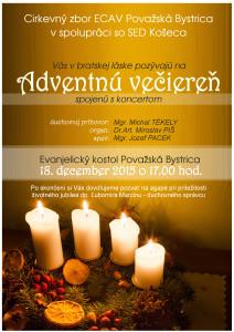pozvanka na vianocny koncert
